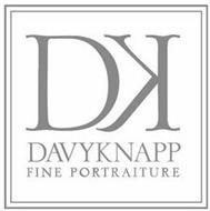 DK DAVYKNAPP FINE PORTRAITURE