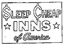 SLEEP CHEAP INNS OF AMERICA