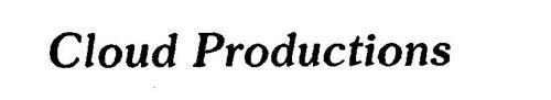 CLOUD PRODUCTIONS