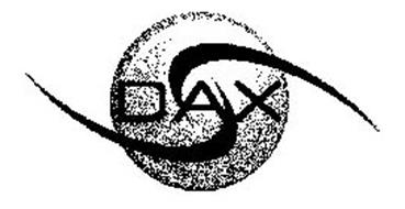 Dax Trademark Of Dax International Brokers Serial Number