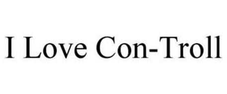 I LOVE CON-TROLL