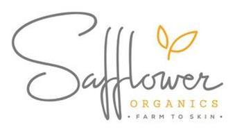 SAFFLOWER ORGANICS FARM TO SKIN