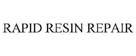 RAPID RESIN REPAIR
