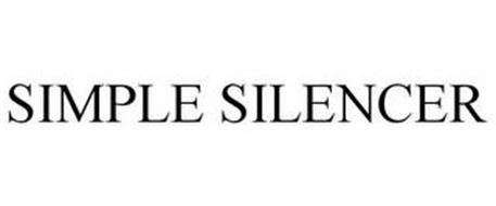 SIMPLE SILENCER