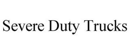 SEVERE DUTY TRUCKS