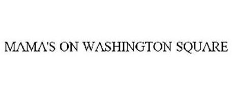 MAMA'S ON WASHINGTON SQUARE