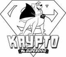 KRYPTO THE SUPERDOG Trademark Of DC COMICS Serial Number 78414042