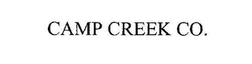 CAMP CREEK CO.