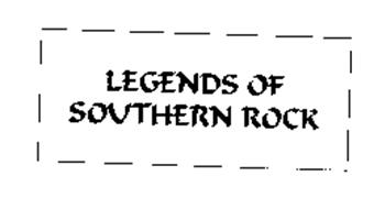LEGENDS OF SOUTHERN ROCK