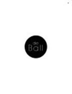 DE BALL