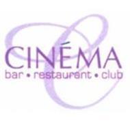 C CINÉMA BAR · RESTAURANT · CLUB