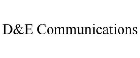 D&E COMMUNICATIONS