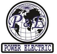 P & E POWER ELECTRIC
