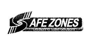 SAFE ZONES CREATORS OF SAFER SOLUTIONS