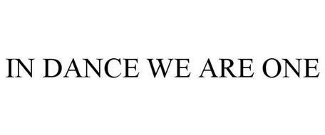 IN DANCE WE ARE ONE