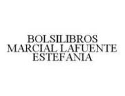 BOLSILIBROS MARCIAL LAFUENTE ESTEFANIA