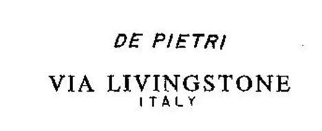 DE PIETRI VIA LIVINGSTONE ITALY