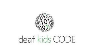 DEAF KIDS CODE 10100101010101010101011010101010010101010101010101001010