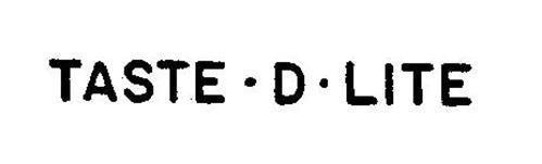TASTE-D-LITE