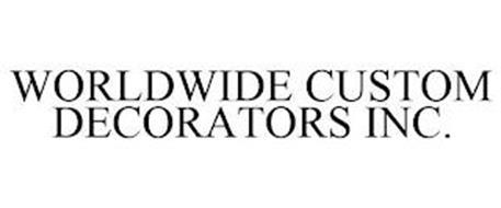 WORLDWIDE CUSTOM DECORATORS INC.