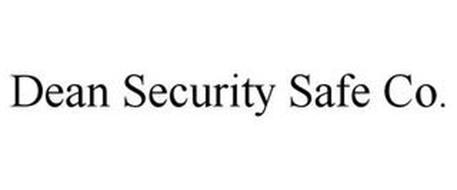 DEAN SECURITY SAFE CO.