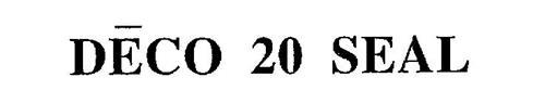 DECO 20 SEAL