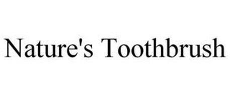 NATURE'S TOOTHBRUSH