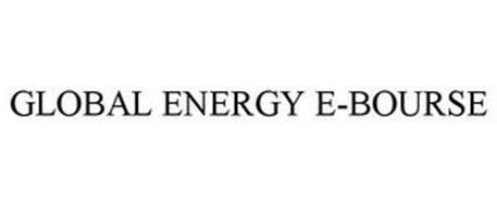 GLOBAL ENERGY E-BOURSE