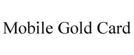 MOBILE GOLD CARD