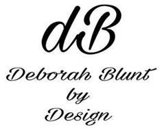 DB DEBORAH BLUNT BY DESIGN