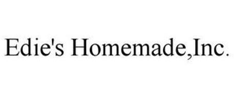EDIE'S HOMEMADE,INC.