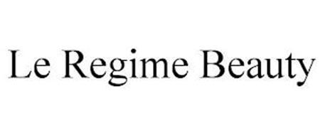 LE REGIME BEAUTY