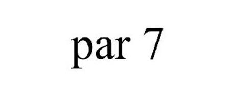 PAR 7