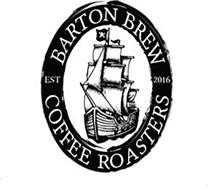 BARTON BREW COFFEE ROASTERS EST. 2016