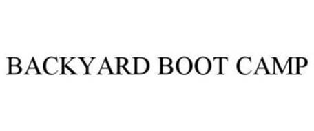 BACKYARD BOOT CAMP