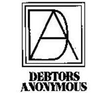 DA DEBTORS ANONYMOUS