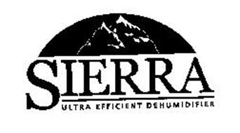 SIERRA ULTRA EFFICIENT DEHUMIDIFIER