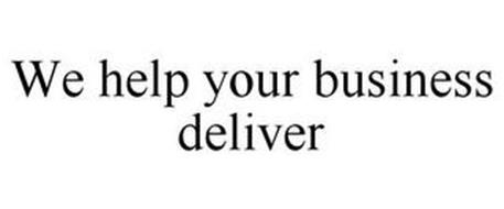 WE HELP YOUR BUSINESS DELIVER