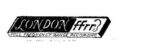 LONDON FFRR FULL FREQUENCY RANGE RECORDING