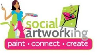 SOCIAL ARTWORKING PAINT CONNECT CREATE