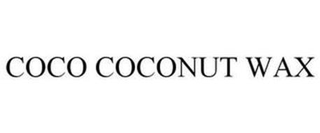 COCO COCONUT WAX