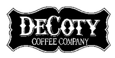 Decoty Coffee Company Trademark Of Decoty Coffee Company