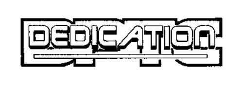 DPTC DEDICATION