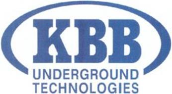 KBB UNDERGROUND TECHNOLOGIES