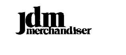 JDM MERCHANDISER