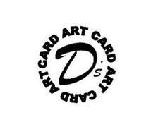D'S CARD ART CARD ART CARD ART