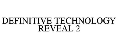 DEFINITIVE TECHNOLOGY REVEAL 2