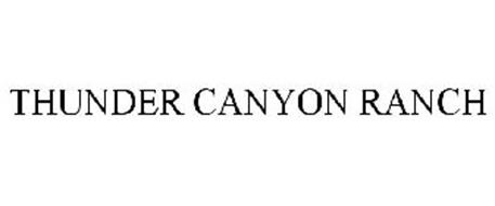 THUNDER CANYON RANCH