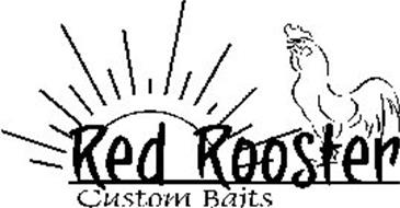 Red rooster custom baits trademark of dehaas robert for Renew ga fishing license