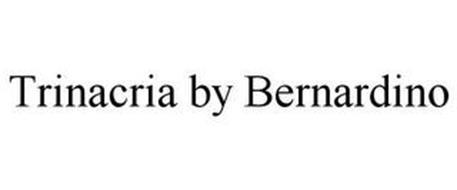 TRINACRIA BY BERNARDINO